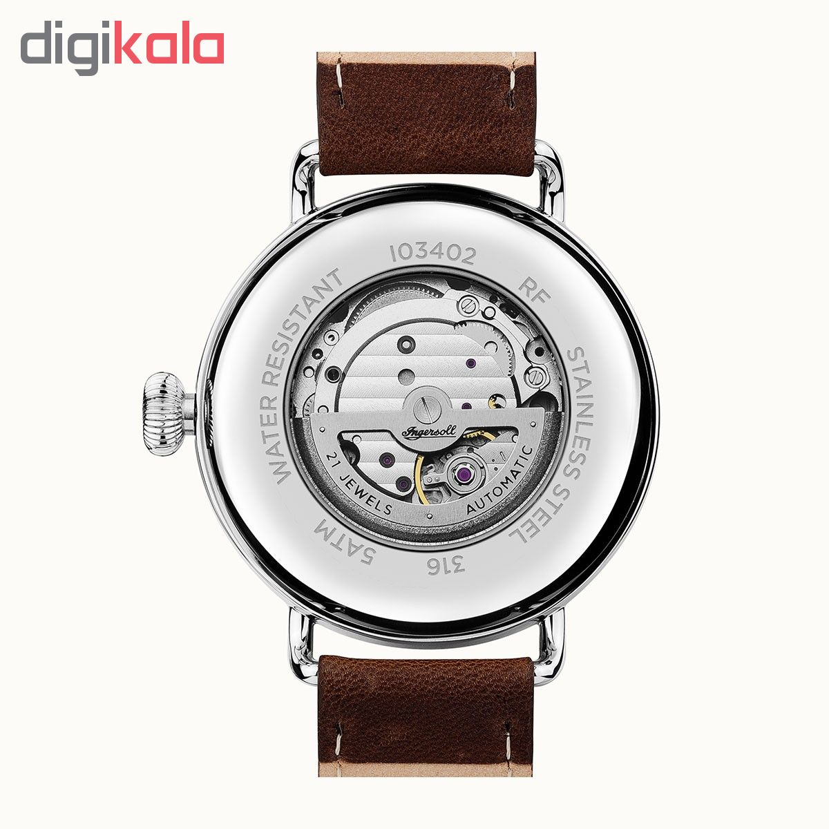 ساعت مچی عقربه ای مردانه اینگرسل مدل I03402