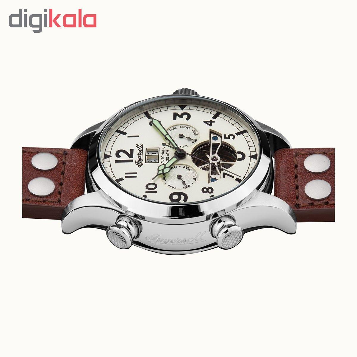 ساعت مچی عقربه ای مردانه اینگرسل مدل I02101
