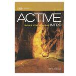 کتاب زبان Active Skills For Reading Intro اثر Neil J. Aderson