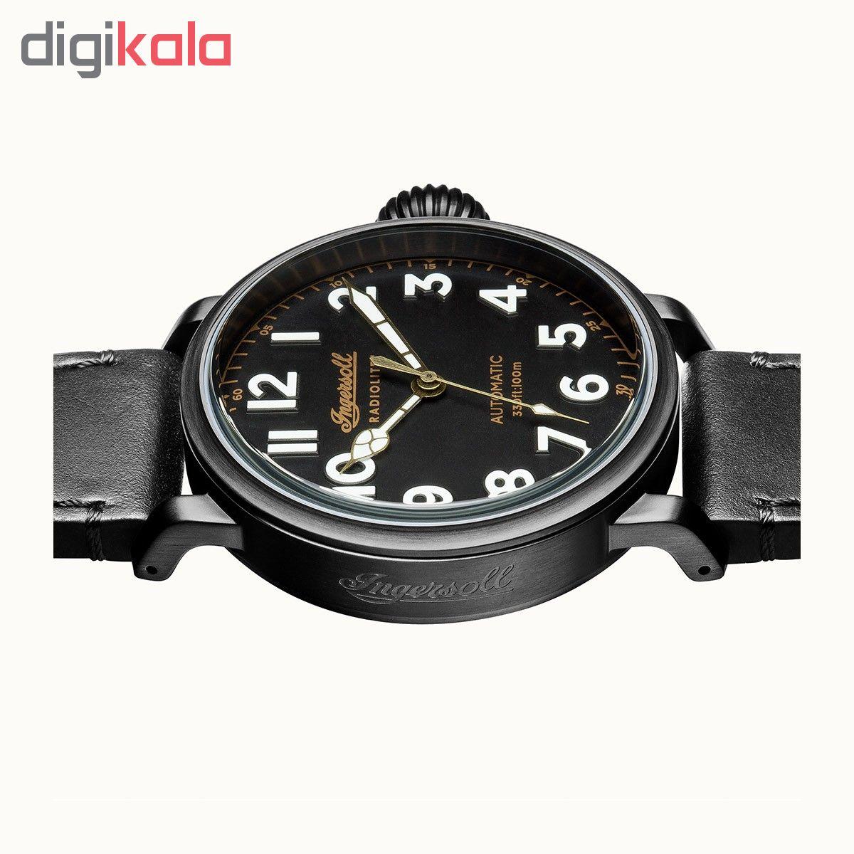 ساعت مچی عقربه ای مردانه اینگرسل مدل I04805