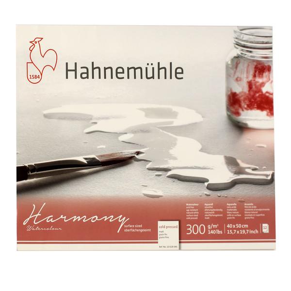 بلوک آبرنگ دفترچهای هانه موله مدل harmony سایز 40 × 50 سانتیمتر 12 برگ