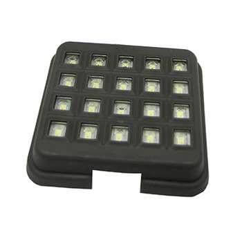 چراغ اس ام دی سقف خودرو پاسیکو مدل P995 مناسب برای پراید