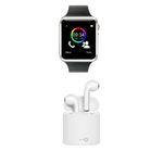 ساعت هوشمند مدل A1 به همراه هندزفری بی سیم I7S-TWS thumb