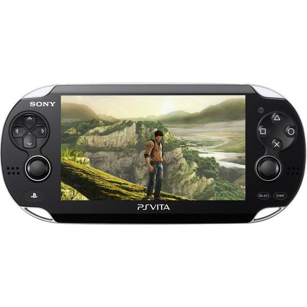 کنسول بازی سونی مدل پی اس ویتا وای فای به همراه بازی Uncharted
