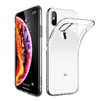 کاور ژله ای مدل Clear tpu مناسب برای گوشی موبایل اپل آیفون XS Max