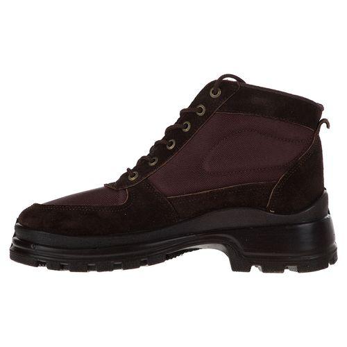 نیم بوت مردانه کفش شیما مدل دماوند کد قهوه ای