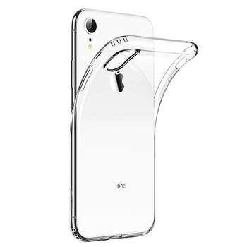 کاور ژله ای مدل Clear tpu مناسب برای گوشی موبایل اپل آیفون XR