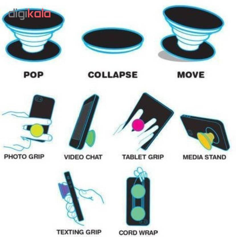 پایه نگه دارنده موبایل پاپ سوکت مدل topsockets 03 main 1 6