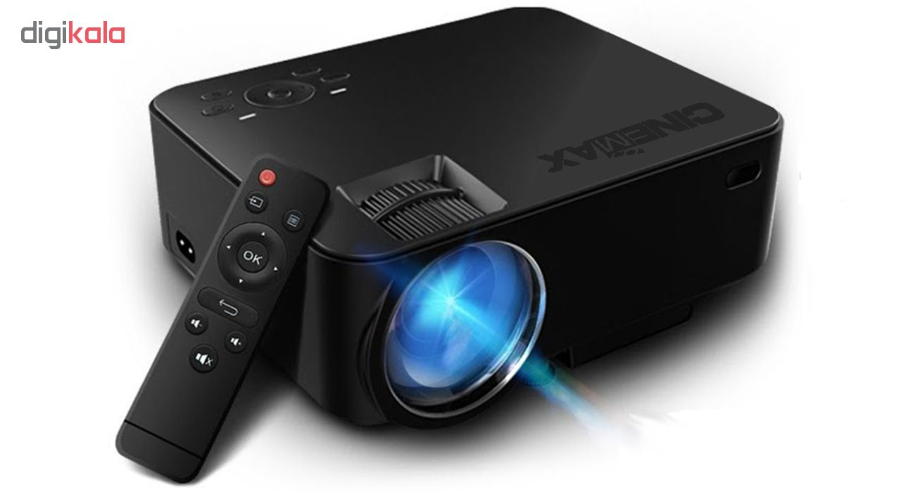قیمت                      دیتا ویدیو پروژکتور سینمکس مدل CINEMAX T20