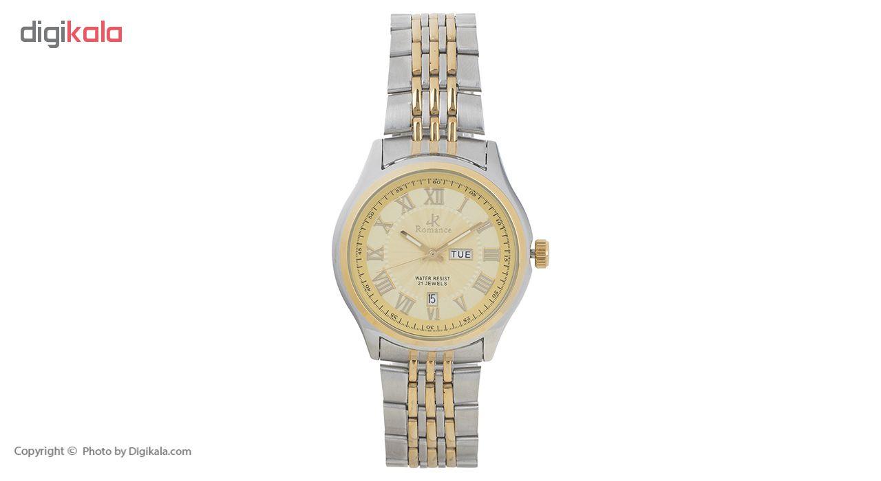 خرید ساعت مچی مردانه رمانس مدل RM-072G