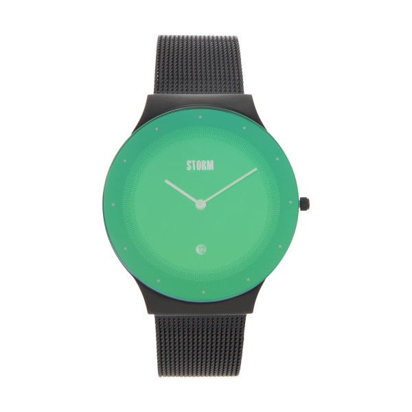 ساعت مچی عقربه ای مردانه استورم مدل ST 47391-SL-GN