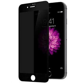 محافظ صفحه نمایش شیشه ای مدل پرایویسی مناسب برای گوشی موبایل اپل Iphone 7/8