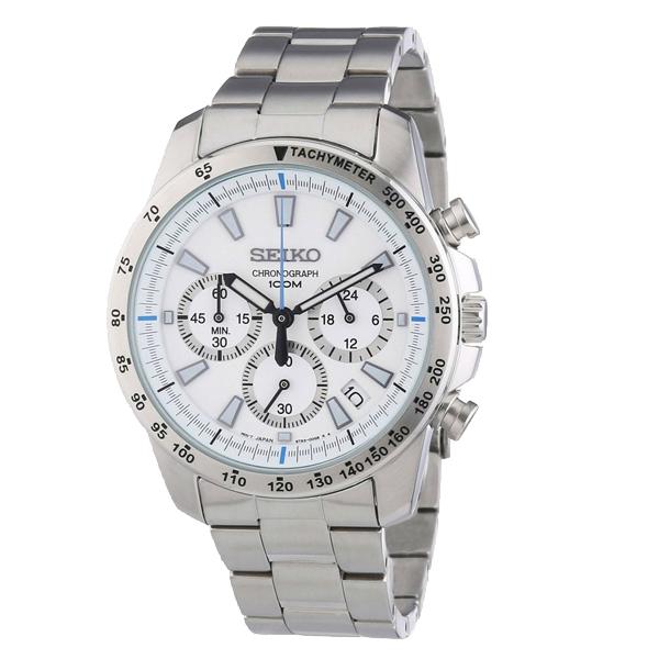 ساعت مچی عقربه ای مردانه سیکو مدل SSB025P1