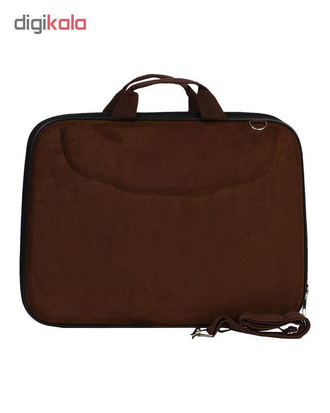 کیف اداری مردانه رویال چرم مدل BF20-Brown main 1 5