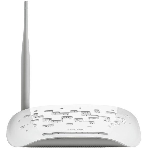 مودم روتر ADSL2 Plus بیسیم N150 تی پی-لینک مدل TD-W8951ND_V1