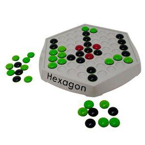 بازی فکری فکرانه مدل هگزاگون