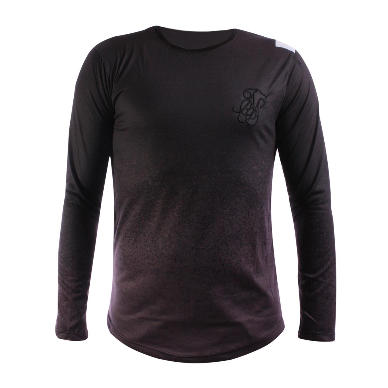 تی شرت آستین بلند مردانه مدل T006