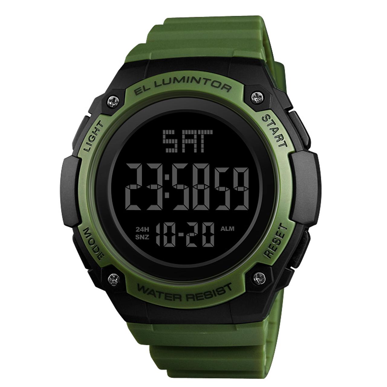ساعت مچی دیجیتالی مردانه اسکمی مدل 1346 کد 02 11