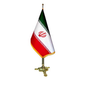 پرچم تشریفات مدل IRAN 10