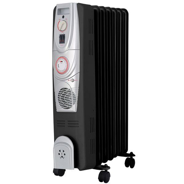 رادیاتور برقی فن دار تک الکتریک | RA1108-7F