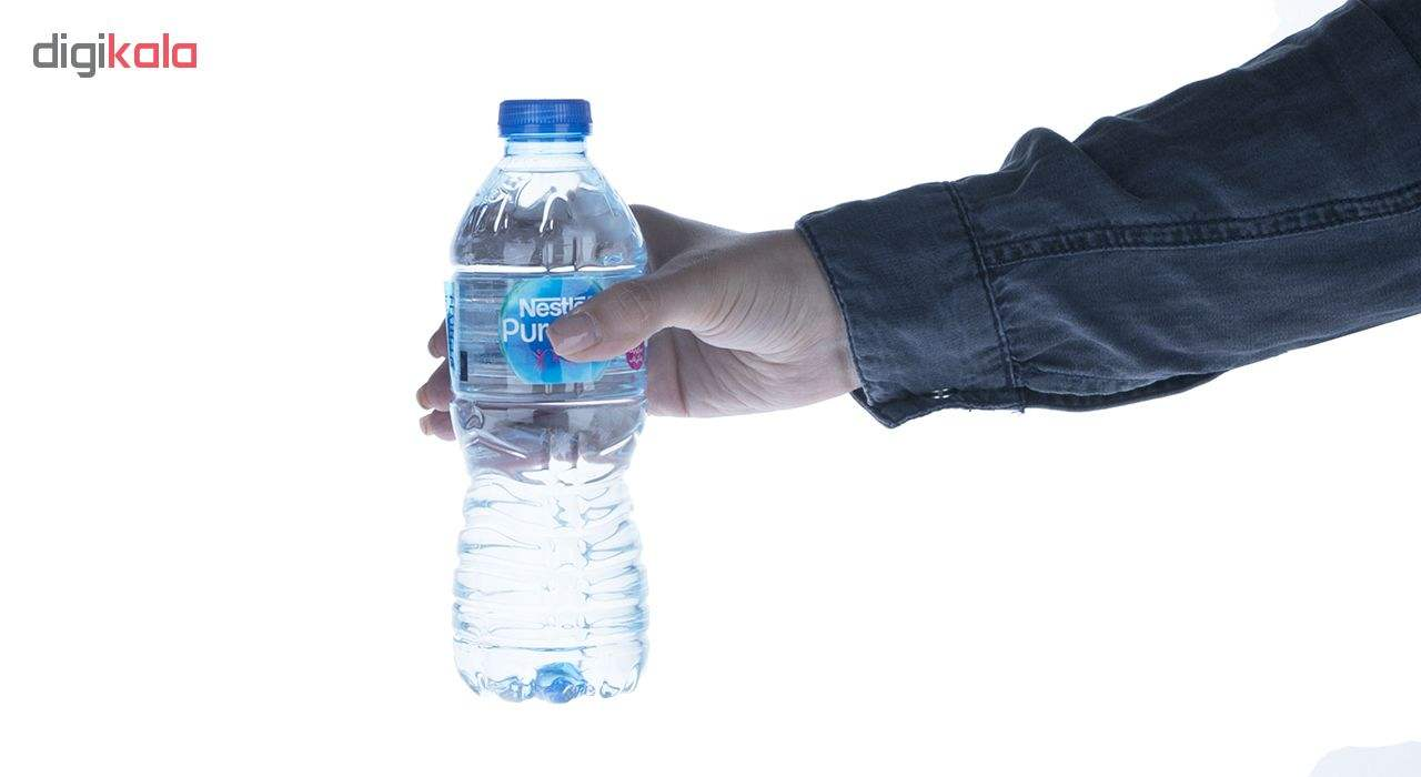 آب آشامیدنی نستله سری پیور لایف - 0.5 لیتر بسته 12 عددی main 1 1