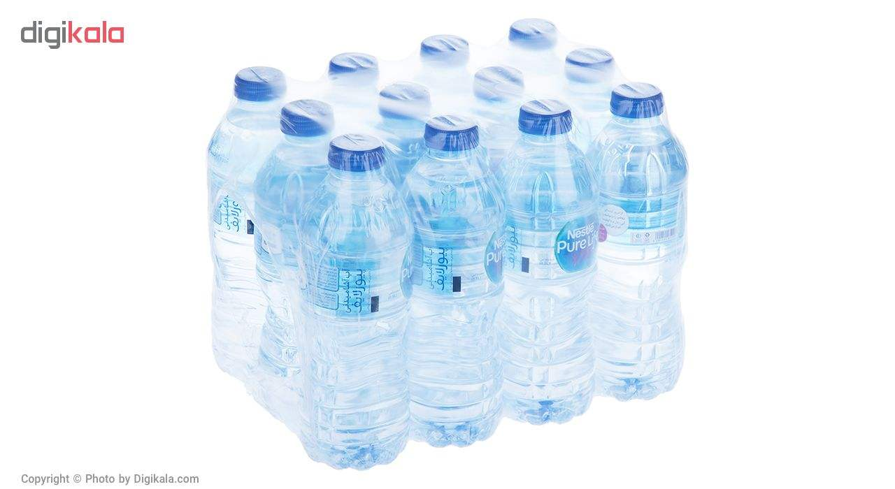 آب آشامیدنی نستله سری پیور لایف - 0.5 لیتر بسته 12 عددی main 1 4