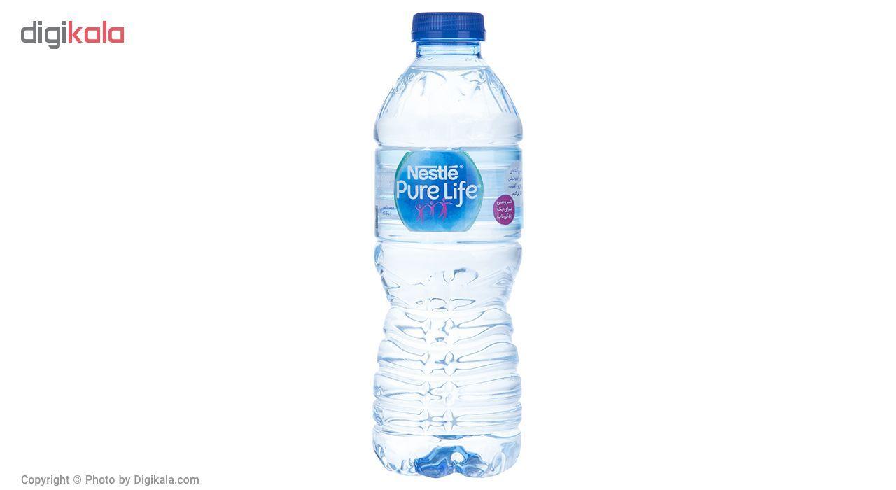 آب آشامیدنی نستله سری پیور لایف - 0.5 لیتر بسته 12 عددی main 1 5