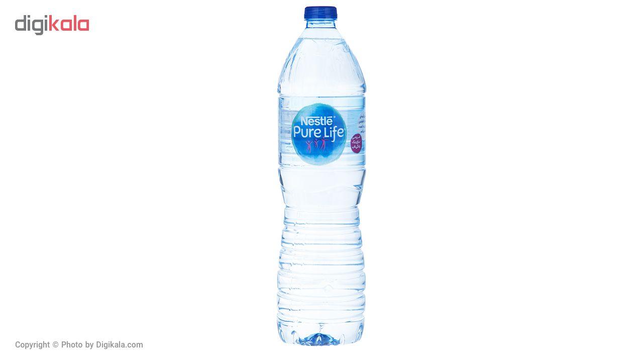 آب آشامیدنی نستله سری پیور لایف - 1.5 لیتر بسته 6 عددی main 1 3