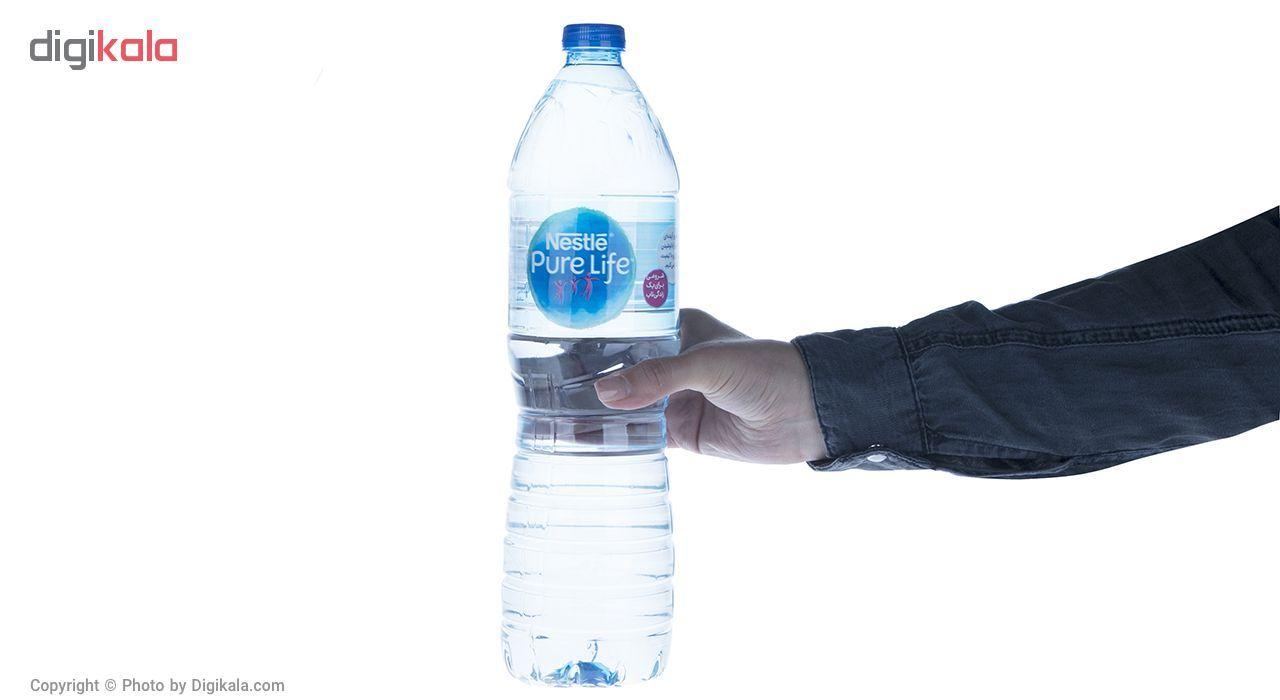 آب آشامیدنی نستله سری پیور لایف - 1.5 لیتر بسته 6 عددی main 1 4