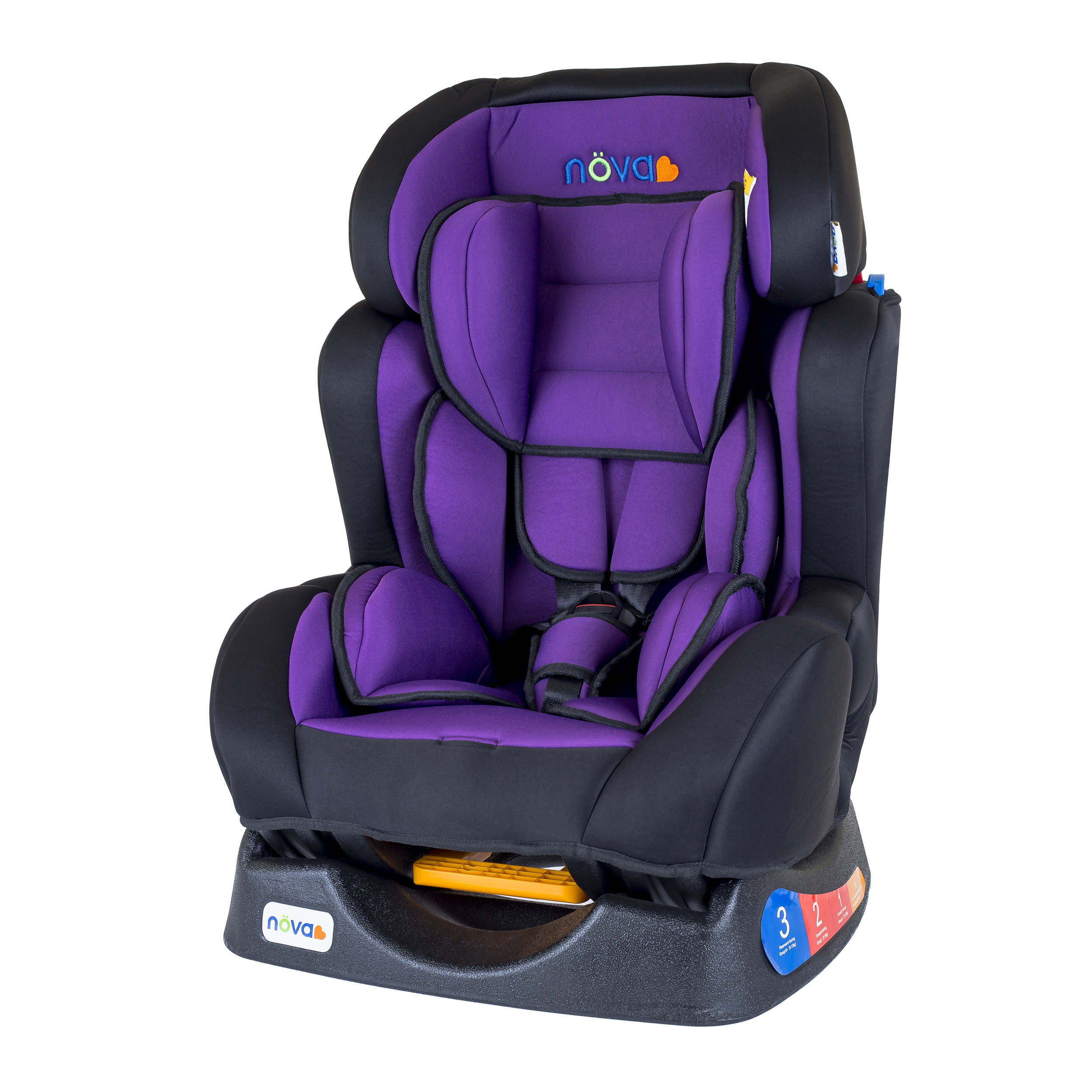 صندلی خودرو کودک نووا مدل LSA 026