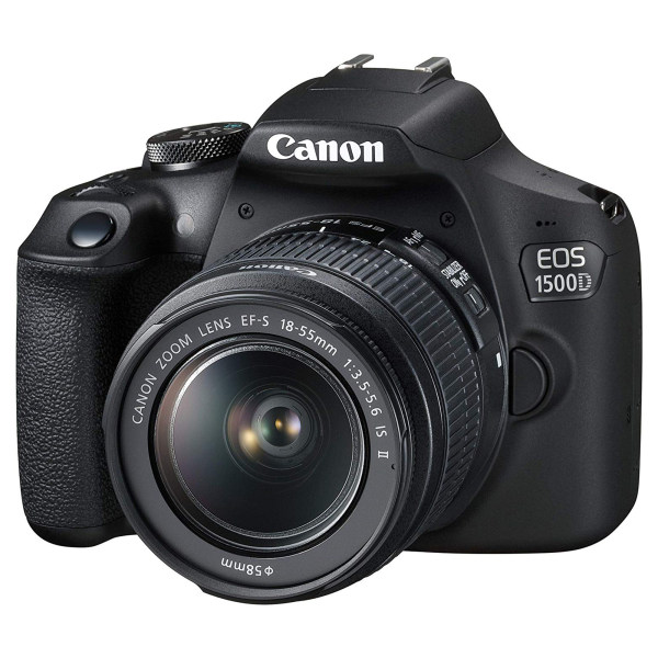 دوربین دیجیتال کانن مدل EOS 1500D به همراه لنز 18-55 میلی متر IS II