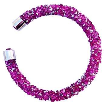 دستبند زنانه مدل swrskipurple1
