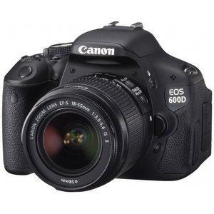 دوربین دیجیتال کانن ای او اس 600 دی - کیس ایکس 5 - ریبل تی 3 آی کیت لنز 18-55 IS II