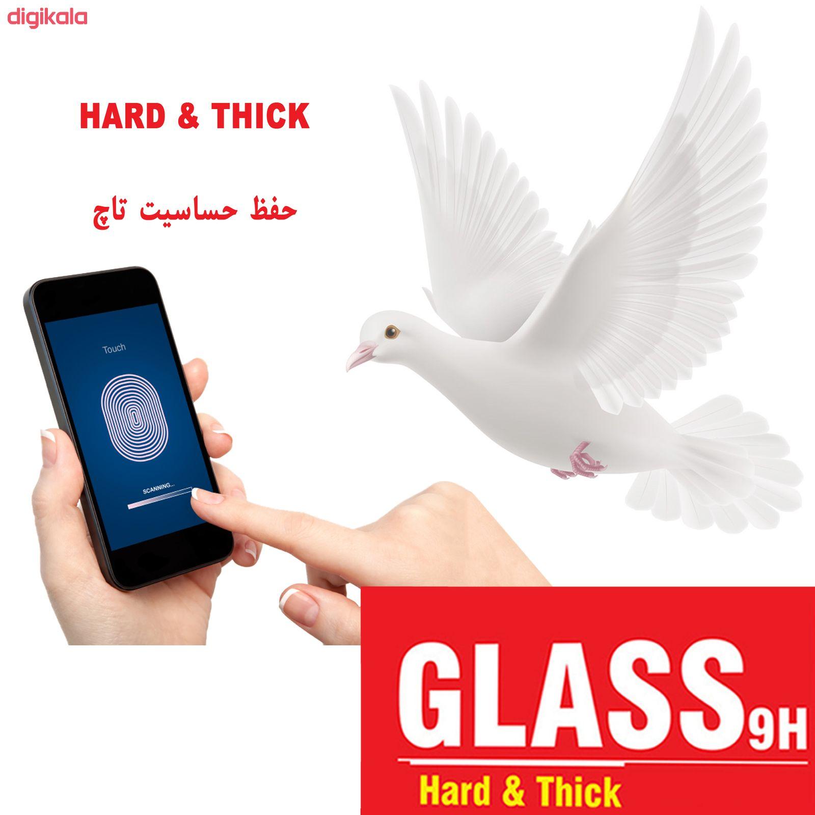 محافظ صفحه نمایش Hard and Thick مدل CER- 01 مناسب برای گوشی موبایل سامسونگ Galaxy A50 main 1 6