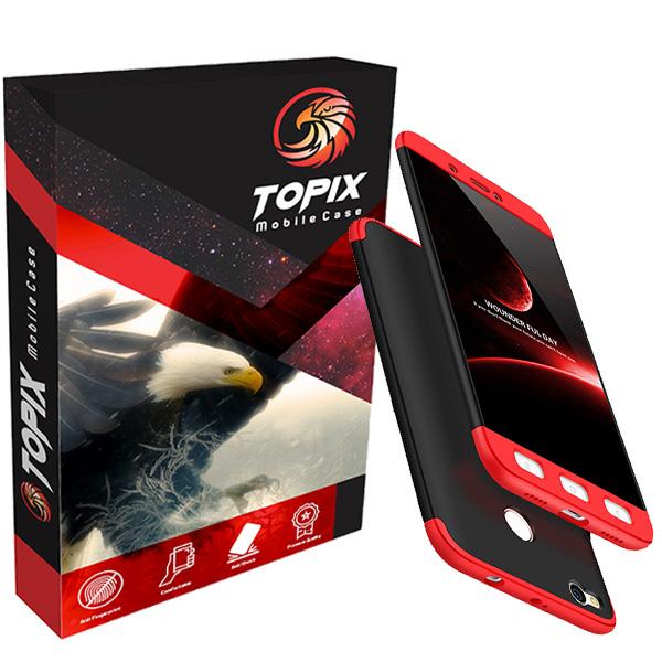 کاور تاپیکس مدل Hard مناسب برای گوشی موبایل شیائومی Redmi4X