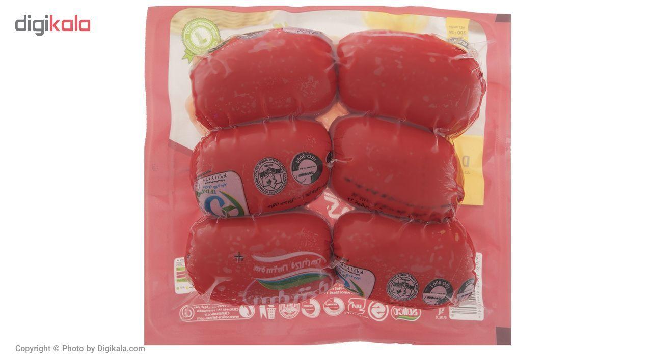 کوکتل گوشت سولیکو مقدار 300 گرم main 1 2