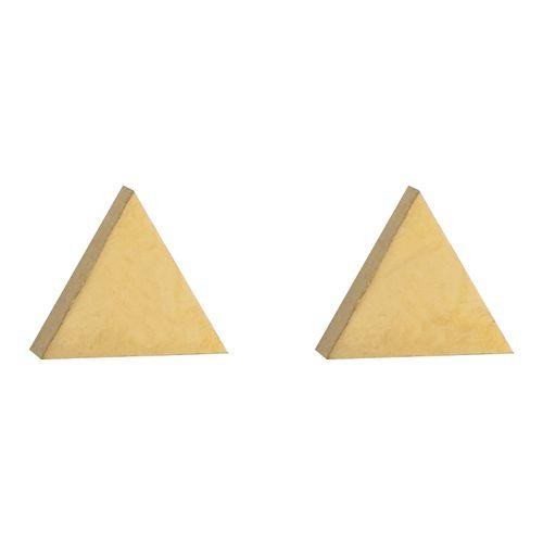 گوشواره طرح مثلثی