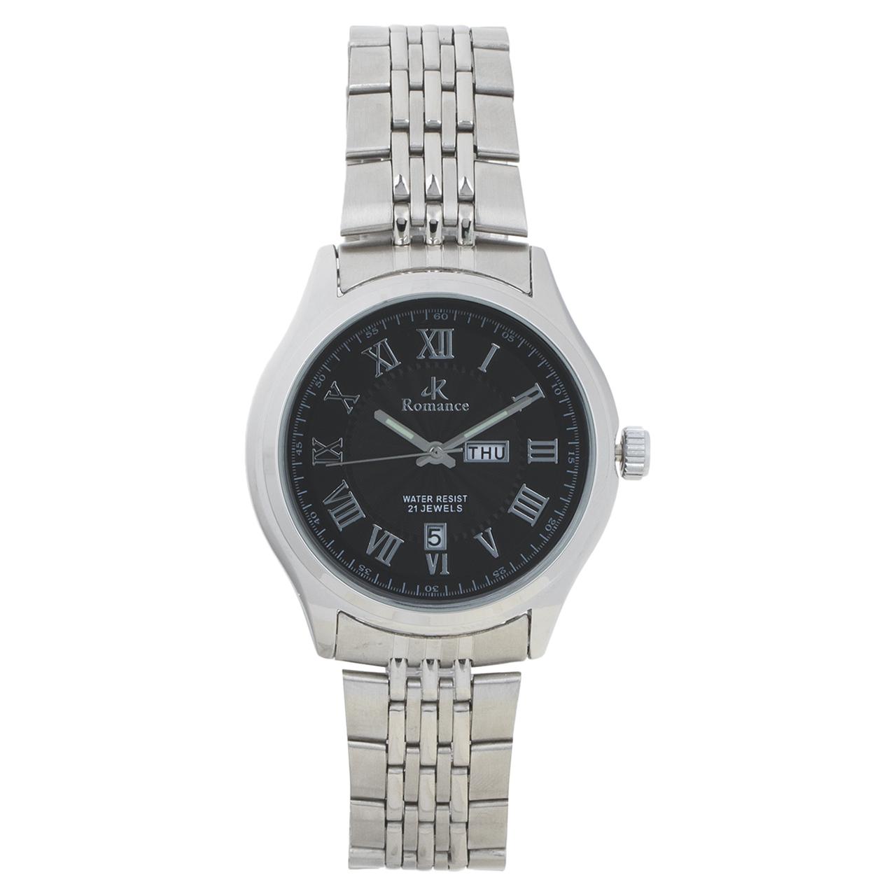 ساعت مچی عقربه ای مردانه رومنس مدل RM-072G