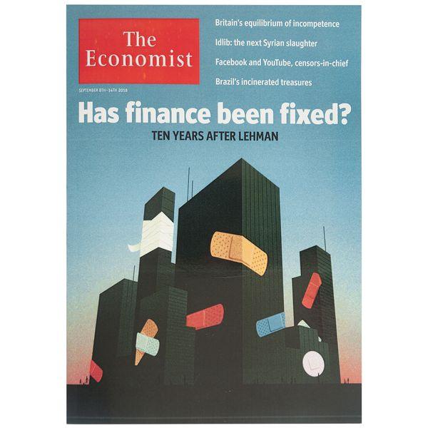 مجله اکونومیست - 8 تا 14 سپتامبر 2018