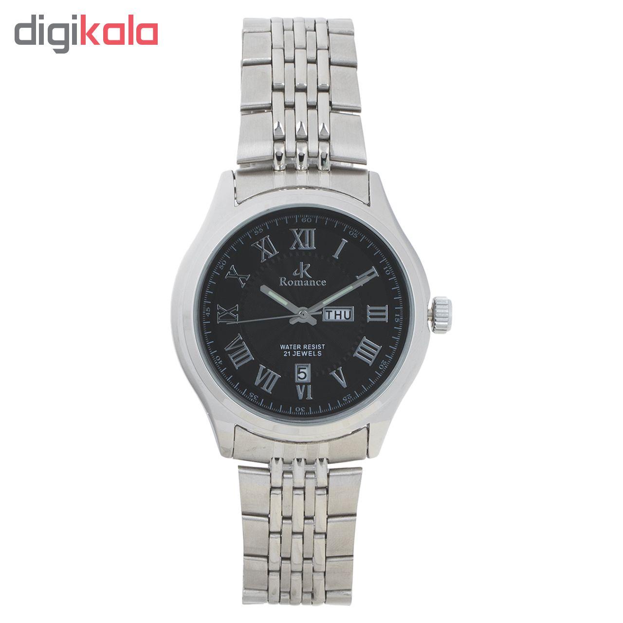 خرید ساعت مچی عقربه ای مردانه رومنس مدل RM-072G