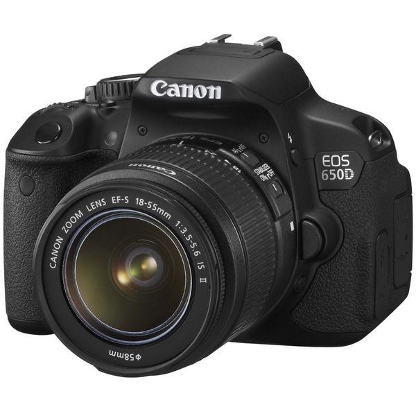 دوربین دیجیتال کانن ای او اس 650 دی +18-55 III
