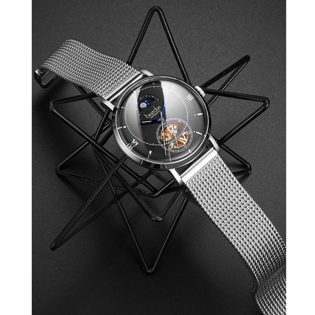 ساعت مچی عقربهای مردانه بستدون مدل BD7142G-B02