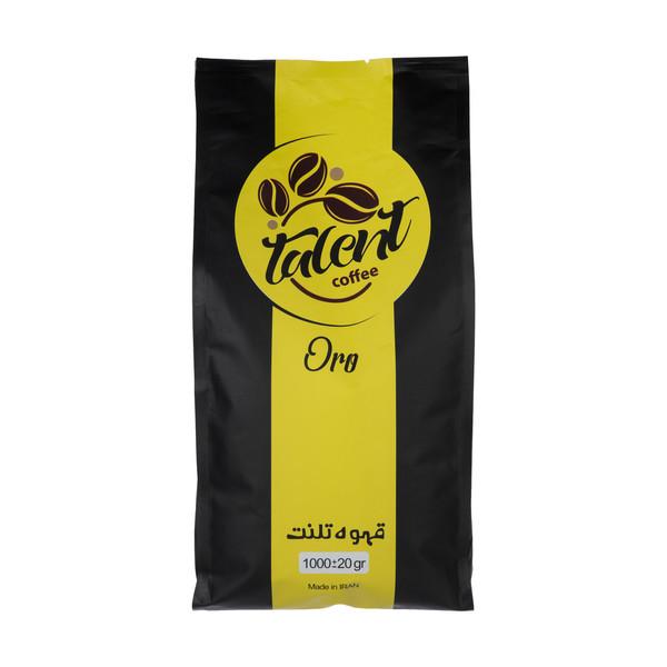 دانه قهوه ترکیبی لاین اورو تلنت - 1 کیلوگرم
