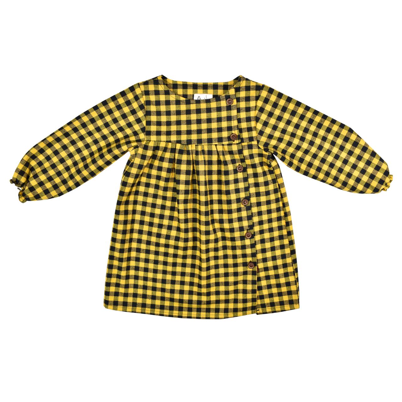 پیراهن دخترانه نیروان مدل 101090 -1