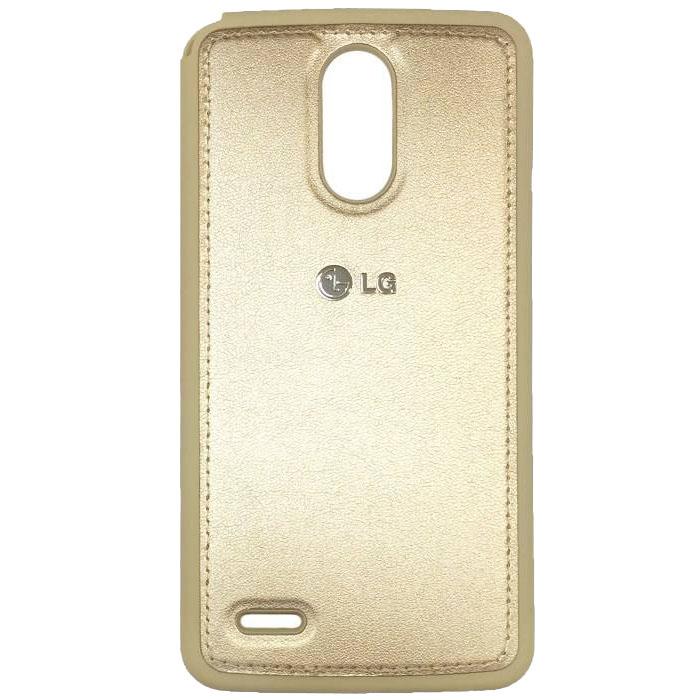 خرید                     کاور طرح چرم کد 670 مناسب برای گوشی موبایل ال جی  Stylus 3