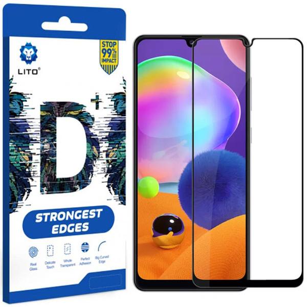 محافظ صفحه نمایش لیتوو مدل +D مناسب برای گوشی موبایل سامسونگ Galaxy A31