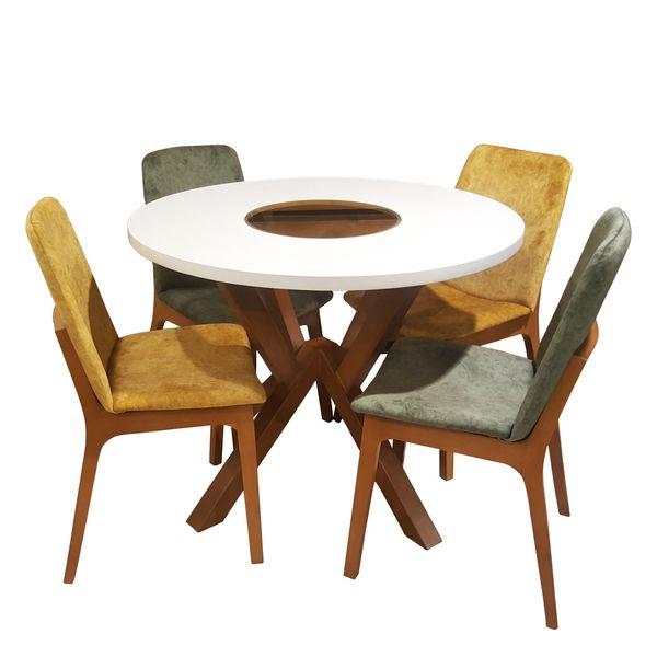 میز و صندلی ناهارخوری مدل S315.4