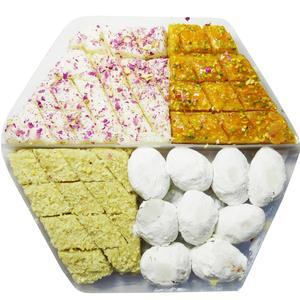 شیرینی مخلوط قطاب و باقلوا سنتی یزد - 700 گرم