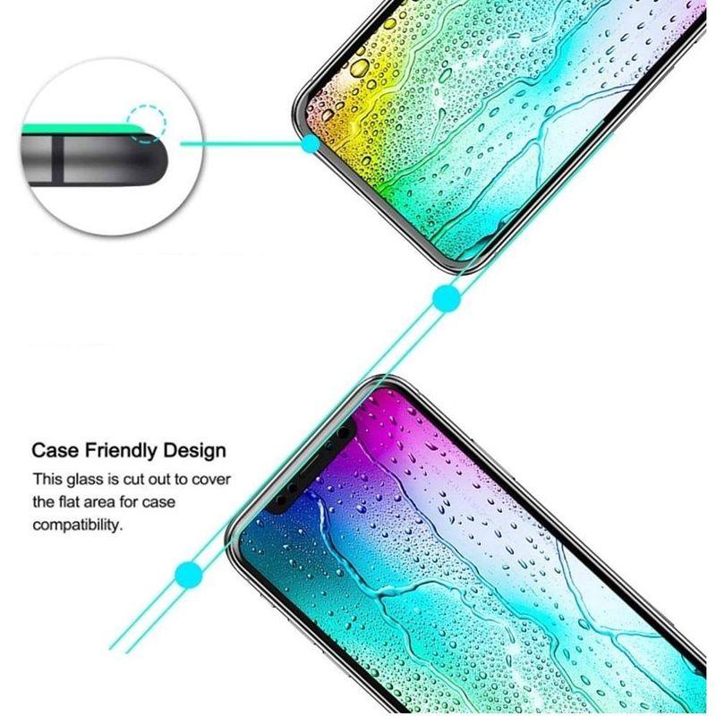 محافظ صفحه نمایش آکوا مدل HW مناسب برای گوشی موبایل هوآوی P40 Lite بسته 4 عددی
