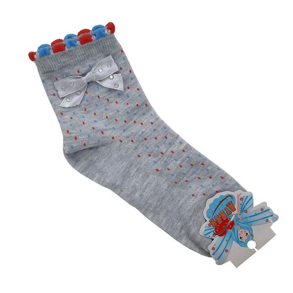 جوراب بچگانه مدل پاپیونی 6
